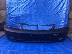 Chevrolet lacetti седан 04-10 бампер передний