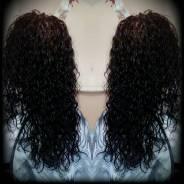 Биозавивка волос.