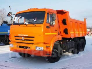 Камаз 65115-776058-42. самосвал Евро 4, 11 700 куб. см., 14 500 кг.