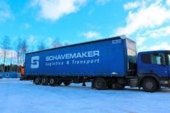 Schmitz. Шторный полуприцеп Шмитц 2010 года выпуска. Без пробега по РФ, 39 000 кг.