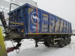 Wielton. NW самосвальный полуприцеп 2011 г. в., 39 000кг.