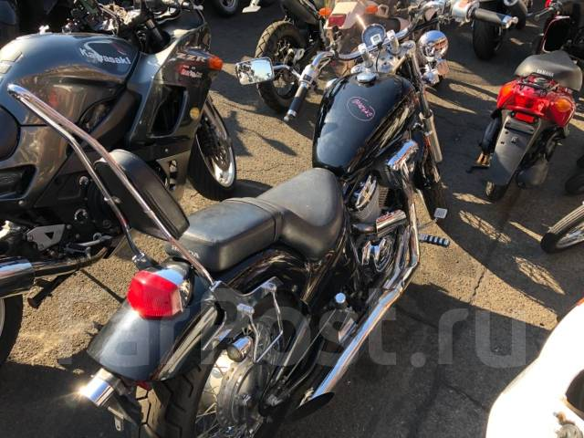 Honda Steed 400VLX. 400 куб. см., исправен, птс, без пробега