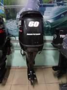 Suzuki. 60,00л.с., 4-тактный, бензиновый, нога L (508 мм), Год: 2012 год