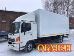 Hino 500. Изотермический фургон , 2012 г. в., 8 000 куб. см., 10 000 кг.