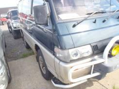 Решетка радиатора. Mitsubishi Delica, P23W, P24W, P25W, P35W