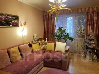 3-комнатная, улица Вокзальная 35. Центральный, агентство, 57 кв.м.