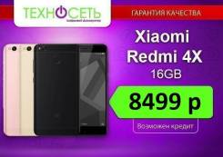 Xiaomi Redmi Note 4X. Новый, 16 Гб