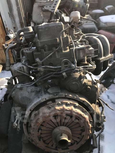 Двигатель в сборе. Mitsubishi Canter Двигатель 6D40