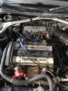 Двигатель в сборе. Toyota: Sprinter Marino, Corolla Ceres, Celica, Corolla FX, Sprinter Trueno, Sprinter Carib, Carina, Sprinter, Corolla, Corolla Lev...
