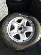 Bridgestone Dueler H/T D687. Всесезонные, 2000 год, без износа, 1 шт