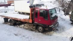Hino Ranger. Продается эвакуатор , 7 400 куб. см., 5 000 кг.