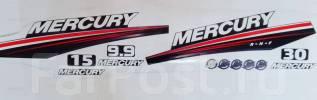 Mercury. 5,00л.с., 2-тактный, бензиновый, нога S (381 мм), Год: 2018 год