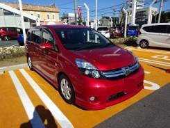 Toyota Isis. автомат, 4wd, 1.8, бензин, 87 000 тыс. км, б/п, нет птс. Под заказ