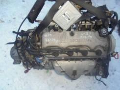 Двигатель в сборе. Honda Logo, GA5, GA3 Двигатель D13B