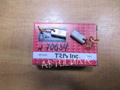 "Щетки генератора ""FCC"" 5х7х15mm, к-т 2шт (тоже FT-318) JNDX37 FCC Япония (70634)"