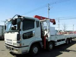 Mitsubishi Fuso Super Great. Mitsubishi Fuso Truck Манипулятор, 17 730куб. см., 15 000кг. Под заказ