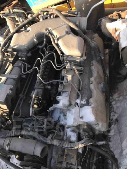 Двигатель в сборе. Isuzu Giga Двигатель RH10