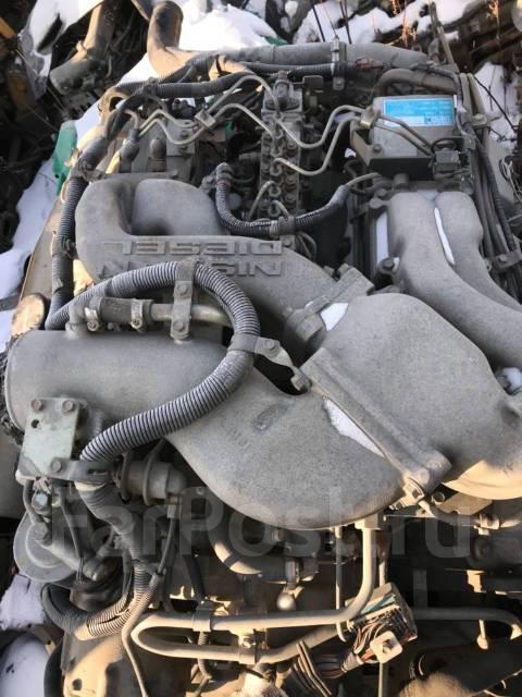 Двигатель в сборе. Isuzu Giga Двигатель RG8