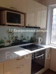 2-комнатная, улица Борисенко 76. Борисенко, агентство, 45 кв.м. Кухня