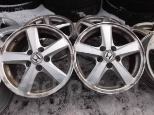 Honda. 6.5x16, 5x114.30, ET55, ЦО 64,1мм. Под заказ