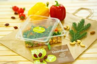 Goodfood готовое правильное питание. Бесплатная Доставка!