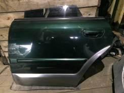Дверь задняя левая Subaru Outback BP