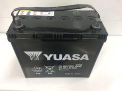 Yuasa. 45 А.ч., Обратная (левое), производство Япония