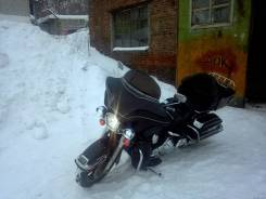 Harley-Davidson Electra Glide Ultra Classic FLHTCU. 1 450куб. см., исправен, птс, с пробегом