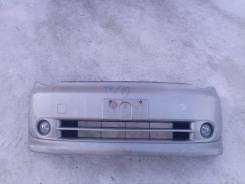 Бампер. Toyota Sienta, NCP81, NCP81G, NCP85, NCP85G Двигатель 1NZFE