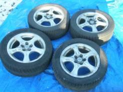 Комплект колес Toyota 195/55R15. 6.0x15 5x100.00 ET45