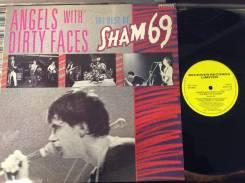 ШАМ 69 / SHAM 69 - Angels with dirty faces - UK LP 1986 ВСЕ ХИТЫ ТУТ