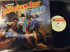 ШАМ 69 / SHAM 69 - Hersham Boys + The Game - UK 2LP 1979