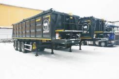 Wielton. Самосвальный полуприцеп , 39 000 кг.