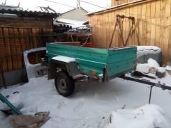 КМЗ. Прицеп автомобильный легковой, 750 кг.