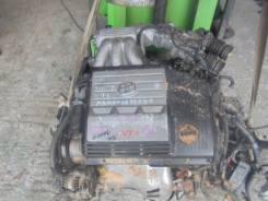 Двигатель в сборе. Toyota Alphard, MNH10W, MNH15W Двигатель 1MZFE