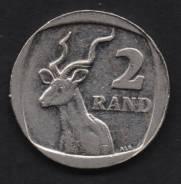17.26 Белый Аукцион с 1 рубля Южная Африка 2 ранд