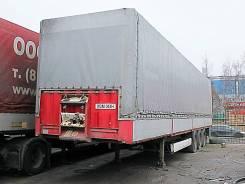 Krone SDP27. Шторный полуприцеп 2004 года, 36 000 кг.