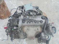 Двигатель в сборе. Honda Accord, CD8, CD6, CE1, CF2, CD7, CD5 Двигатели: H22A, F22B