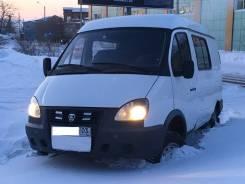 ГАЗ Соболь. 4WD 2015, 2 700 куб. см., 7 мест