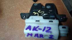 Замок крышки багажника. Nissan March, AK12