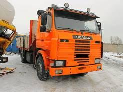 Scania R142. НL 6х2 1984 года, 16 000куб. см., 8 000кг., 6x2