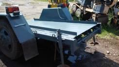 Раскат. Прицеп для перевозки спецтехники(каток, погрузчик), 2 000 кг.