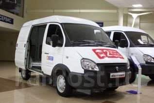 ГАЗ 2752. (3 местный фургон), 2 700 куб. см., 3 места