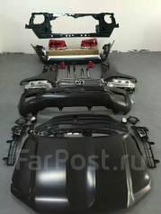 Кузовной комплект. Toyota Land Cruiser, J200, URJ202, URJ202W, UZJ200, UZJ200W, VDJ200 Двигатели: 1URFE, 1VDFTV, 2UZFE, 3URFE