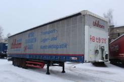 Schmitz S.CS. Полуприцеп Schmitz 2007г без пробега по рф, 32 576 кг.