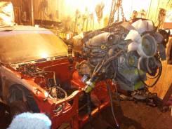 Двигатель в сборе. Nissan: Cedric, Laurel, Figaro, Skyline GT-R, Stagea, Leopard, Gloria, Rasheen, Skyline Двигатели: RB25DET, RB26DETT