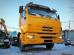 Камаз 65116. 6х4 2011 год, 6 700 куб. см., 30 000 кг.