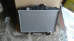 Радиатор охлаждения двигателя. Mitsubishi Delica, P25W, P35W, P05W, P15W Mitsubishi L300 Двигатель 4D56