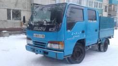 Isuzu Elf. Продается грузовик Isuzu ELF, 3 050 куб. см., 1 500 кг.