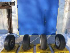 Nexen Roadian H/T SUV. Всесезонные, износ: 30%, 4 шт